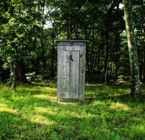 Outhouse Rescue!