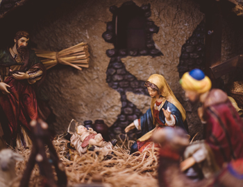 The Christmas Story According to Jesus